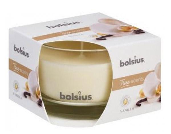 Duftkerzenglas von Bolsius True Scents