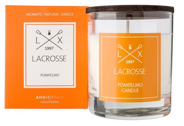 Duftkerze im Glas  Ambientair LACROSSE Pompelmo (Grapefruit) 200g
