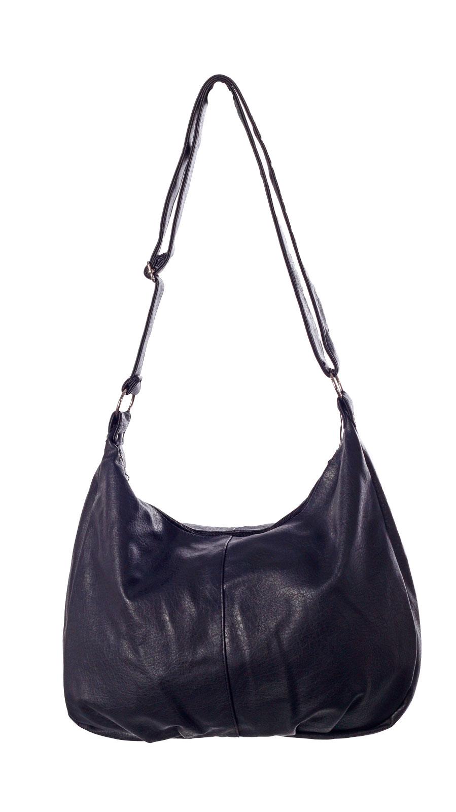 b36f882f2662a Schultertasche Damen Handtasche Shopper Modische Schultasche Schwarz ...