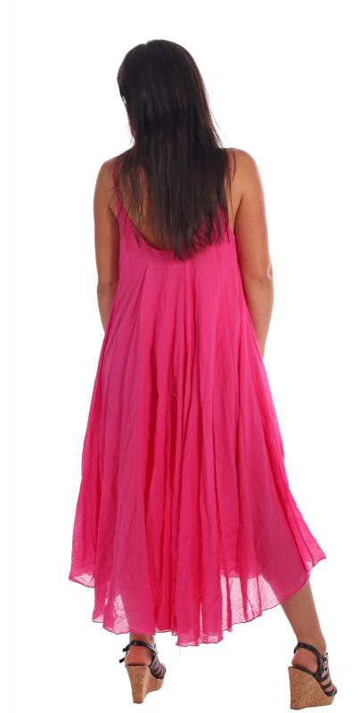 Maxikleid Riva Mare Pink